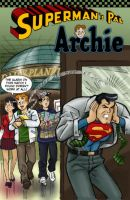 BG's Superman's Pal, Archie by AyaBlue22
