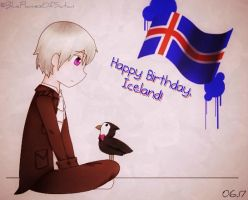 Happy Birthday, Iceland! by BlueFlamesOfSatan