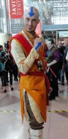 NYCC'12 Aang by zer0guard