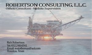 Robertson Consulting by HappyBuddaH