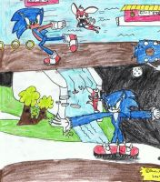 Sonic Unleashed - Friend 24 7 by SonicMon