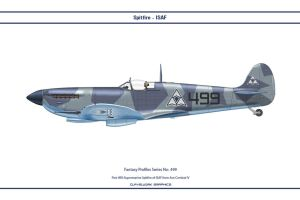 Fantasy 499 Spitfire ISAF by WS-Clave