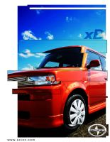 scion xb advert 1 by sedateinfect