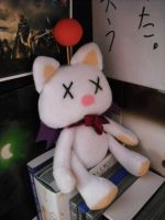 Moogle by Black-Nibel