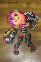 Vi Pixel Art by relasine