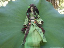 Acenes - custom Obitsu doll by Nko-ennekappao