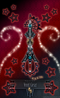Keyblade Void Gear -Vanitas- by Marduk-Kurios