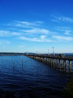 The Pier Two. by Bleezer