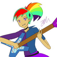 Shredding (30 Minute Challenge) by JayBeanieMags