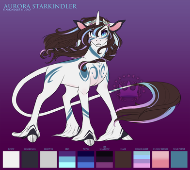 Aurora Reference 2017 by StarkindlerStudio