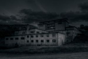 ..what used to be... by Espen-Alexander