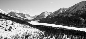 Mountains, Yukon by iamintheprocess
