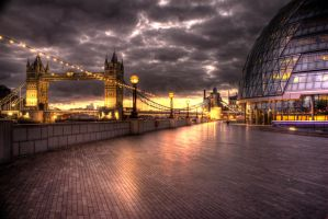 a view from the embankment by speedclicker666