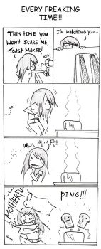 Funny Comic - EVERY FREAKING TIME!!! by JericaLilith