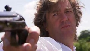 James May - Pistol Duel by IBelongToTheDoctor