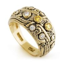 Ring Design - 01 by tusifahmad1