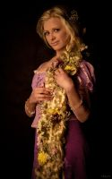 Disney's 'Tangled' - Cosplay. Rapunzel. by VSbyVi