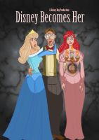 Disney Becomes Her by Cellaneo