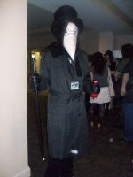 Plague Doctor Cosplay 3 by JoeZep5