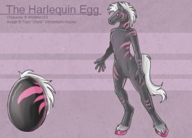 The Harlequin Egg by Ulario