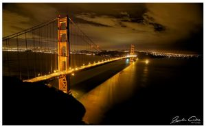 Golden Gate Bridge by jaydoncabe