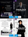 Sherlock Series One/Two: Side As by Biscuits-and-Jam
