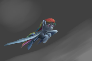 Rainbowmane by khyperia