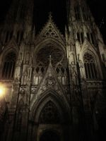 Gothic Church by SnowElfWithSun