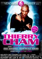 Thierry Cham Flyer by gar21nett