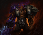 Garrosh Hellscream by Callthistragedy1
