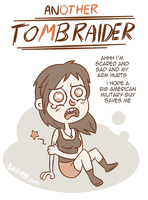 Tombraiders by Blade-zulah