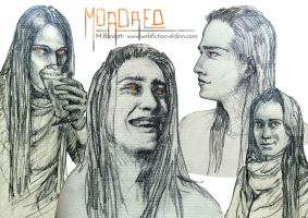 Mordred Expressions by Boreatti
