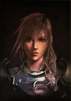 Lightning by sofear