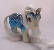My little pony custom Hilda by AmbarJulieta