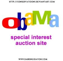 Obama - ebay graphic by Conservatoons