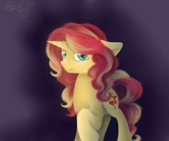 Sunset Shimmer by thedutchbrony