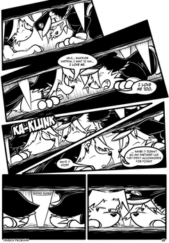 Dragon Problems, page 28 by Virmir