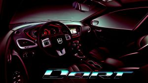 Dodge Dart Interior by VelvetWaters744