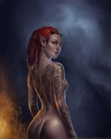 She-devil by sashulka