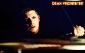 Supernatural - Dean. by Lauren452