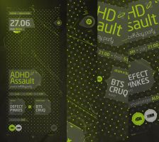 ADHD Assault by Defect303