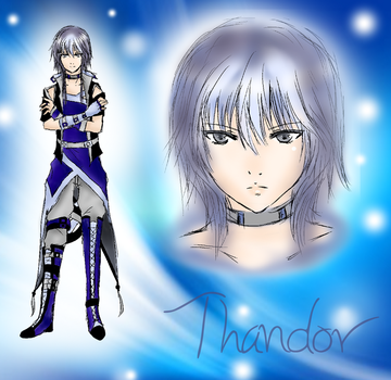 Thandor Otome-Game by Loreleinn