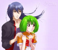 Commish: Alto and Ranka Lee by hyamara
