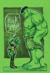 Hulk Smash by DenisM79