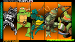 TMNT Generations Wallpaper - Michelangelo by 2ndCityCrusader