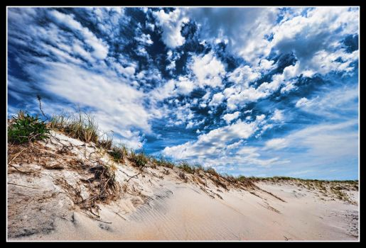 A Sand Dune by CashMcL