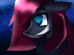 The smile from the night by CodyTheZoroark