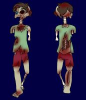 Zombie Adopt (OPEN) by Anime-Greek