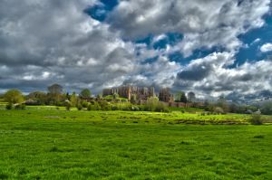 Kenilworth Castle by AlanSmithers