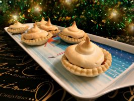 Meringue Mince Pies by Dagger-13